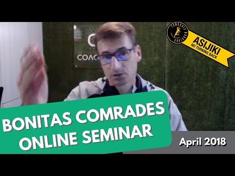 Bonitas Comrades Marathon Online Seminar - April 2018