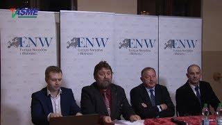 PolExit - szansa czy zagrożenie? - S. Michalkiewicz, S. Żółtek, panel dyskusyjny, Kraków 24.03.2019