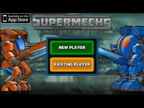 Super Mechs Full Gameplay Walkthrough