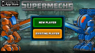 Super Mechs Full Gameplay Walkthrough