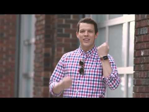 John Oliver - Apple Commercial