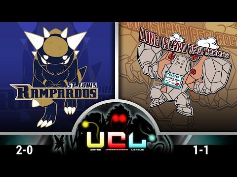 StL Rampardos VS LI RegiRockies! [UCL S1W3] Pokemon Omega Ruby & Alpha Sapphire LIVE WIFI Battle