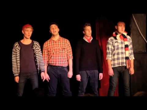 Jorda rundt med The Monday People 2012 (A Cappella)