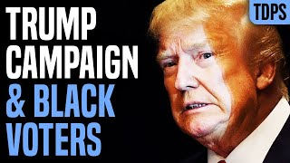 LEAK: Trump Campaign Tried to STOP Black People from Voting