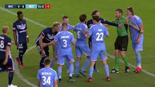 Hyundai A League 201920 Round 1   Melbourne Victory V Melbourne City FC Full Game