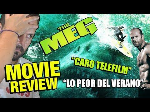 Megalodón 🦈 ¿Lo peor del verano? ㊙️ CRÍTICA - REVIEW - OPINIÓN - The Meg - Turteltaub - Statham Mp3
