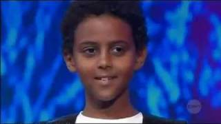 Repeat youtube video Amanuael  - AradaTube.com Rolling In The Deep - Adel (Ethiopian Kid)_(new)
