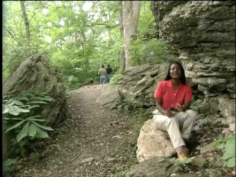Blue Springs Mo >> Burr Oak Woods Conservation Nature Center - YouTube
