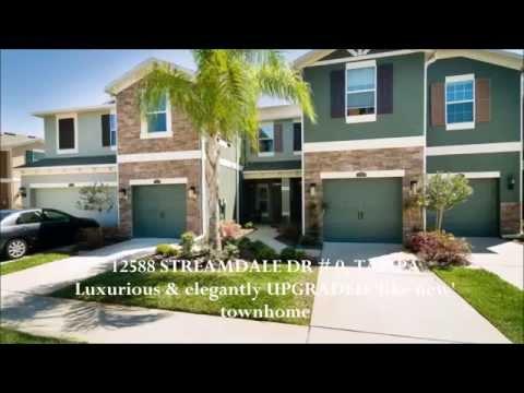 12588 Streamdale Dr, Tampa, FL South Hampton Westchase #1 Realtor  Tour