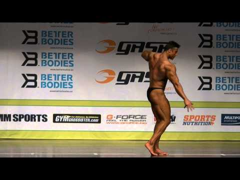 Oslo Grand Prix 2015 | Men's Bodybuilding + 100 kg