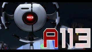 Pixar Theory: Secret Code A113