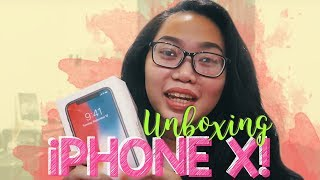 UNBOXING IPHONE X! (LINGAW-LINGAW LANG)