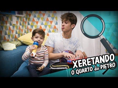 XERETANDO O QUARTO DO PIETRO  João Guilherme