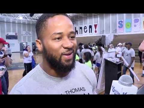 One-on-One with Seahawks Safety Earl Thomas