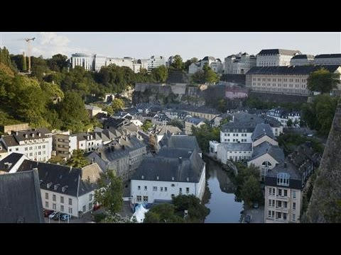 Luxembourg city 39 s luxury homes in demand youtube for Luxembourg homes