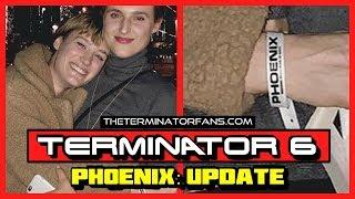 TERMINATOR 6 UPDATE: Phoenix Title UPDATE
