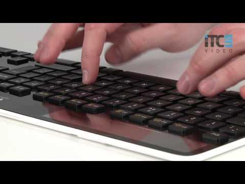 Обзор Logitech Wireless Solar Keyboard K750