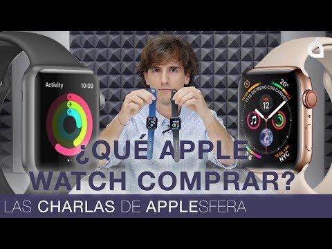 Quiero comprar mi primer Apple Watch: ¿Series 3 o Series 4?  Las Charlas de Applesfera