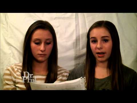 Teens Missing For 6 Months Send Video With Custody Demands -- Dr. Phil