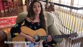 Sugarland - Babe (Cover by 13 year old Zia Victoria)