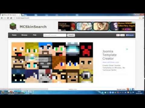 Tutorial Para Poner Skins Minecraft Launcher Yofenix No Premium - Skin para minecraft launcher yofenix