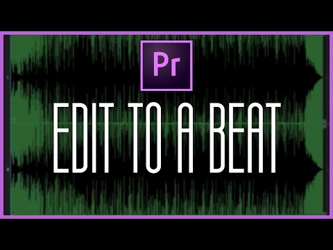 How to Edit to a Beat / Music