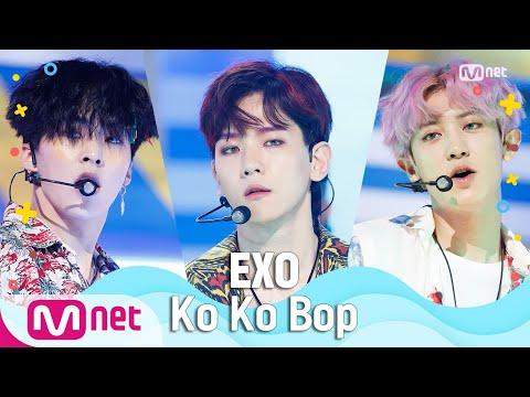 [EXO - Ko Ko Bop] Summer Special | M COUNTDOWN 200625 EP.671