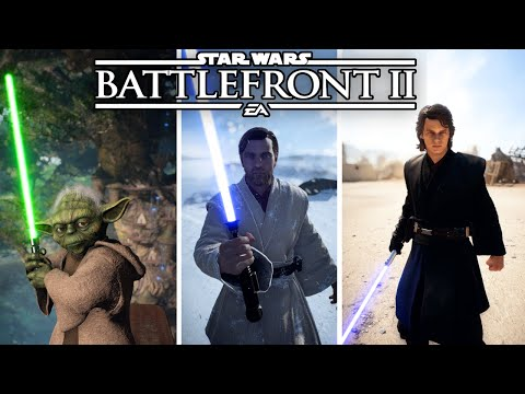 Every Hero Ranked Worst to Best - Star Wars Battlefront 2 thumbnail