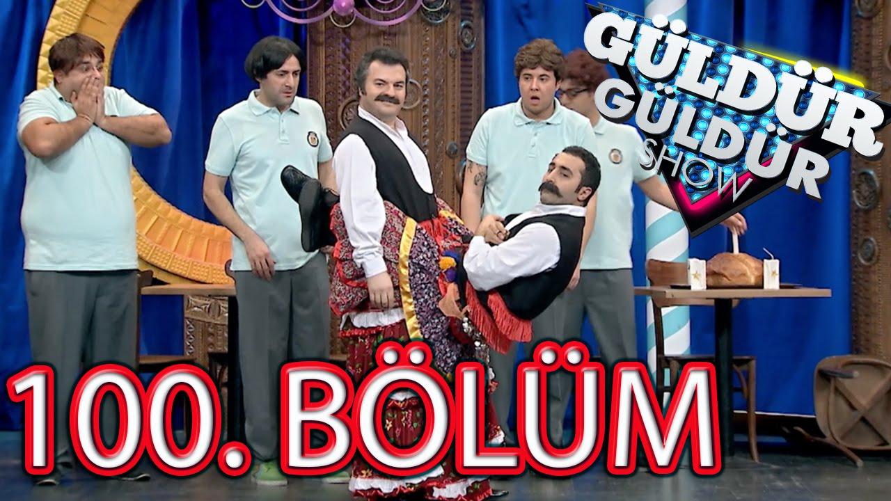 Güldür Güldür Show 100 Bölüm Tek Parça Full Hd 11 Mart Cuma Youtube