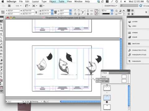 how to create a grayscale pdf in indesign