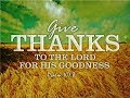 By Prayer and Supplication with THANKSGIVING ~ Waiting Here For You LIVE