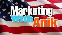 WARNING! Marketing With Anik -- Marketing With Anik Review [Must Watch Before Buy]