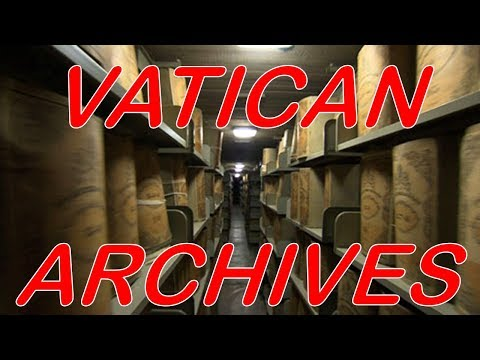 Vatican Secret Archives Exposed - Lost Human Civilization & Ancient Egypt