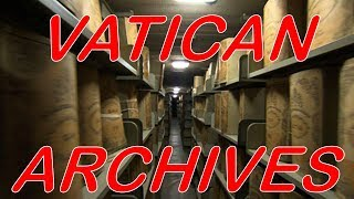 Vatican Secret Archives Exposed - 2017 Lost Human Civilization & Ancient Egypt