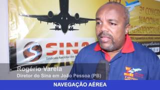 Navegação Aérea - Entrevistas
