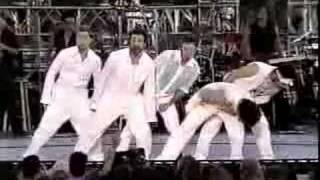 NSync - Atlantis Concert Part 1 - It