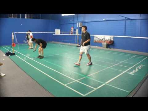 08172016 Cameron David vs Arthur Johnny Game 2