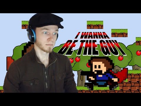 Let's Play I Wanna Be the Guy | BAD GUY LINK | Part Four