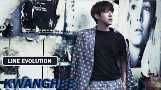 ZE:A Kwanghee Title Tracks Lin…