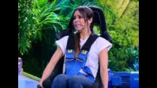 La silla giratoria de 'Me resbala' hace llorar a Cristina Pedroche - Me Resbala