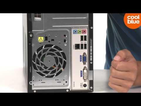 HP 110 204ed Desktop Pc Productvideo (NL/BE)
