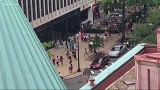 Washington, DC-Pride Parde Ends Amid Shooting Report