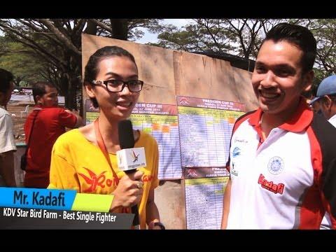 Bird Singing Contest PRESIDENT CUP III Jakarta