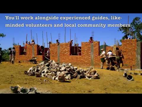 Short-Term Community Construction Projects with Azafady in Madagascar