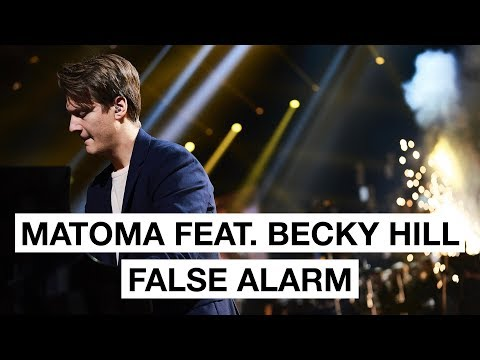 Matoma feat. Becky Hill - False Alarm | The 2017 Nobel Peace Prize Concert