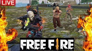 FREE FIRE LIVE | #RUSHGAME | #Rankmatch | #Biglive | #freefireindia | #giveaway