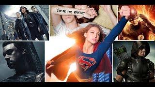 Новые сериалы или что посмотреть в октябре 2015