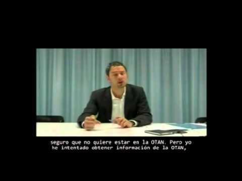 Gladio in Spain, interview with Daniele Ganser