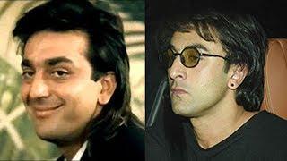 Ranbir Kapoor बना जवान Sanjay Dutt ROCKY फ़िल्म  से | SHOCKING TRANSFORMATION For Biopic