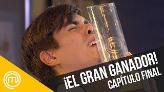 ¡Faryd es el gran ganador! | MasterChef Chile 3 | Capítulo final